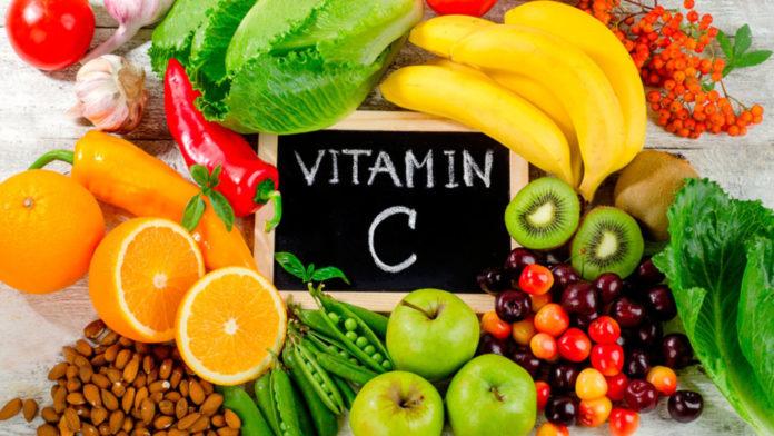 วิตามินซี จากผักและผลไม้