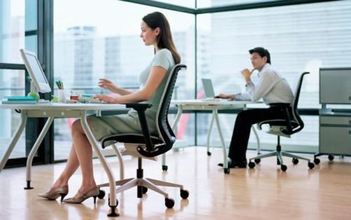 การนั่งนาน ๆ เพิ่มความเสี่ยงทำให้อวัยวะต่าง ๆ