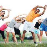 ออกกำลังกายตอนเช้า 2-4