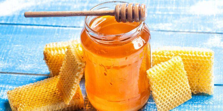 น้ำผึ้งจากเกสรดอกไม้