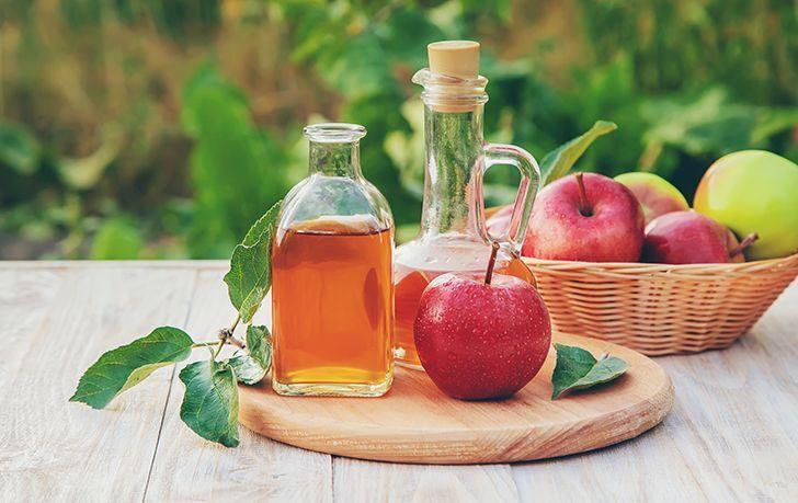 ประโยชน์ของแอปเปิ้ลไซเดอร์