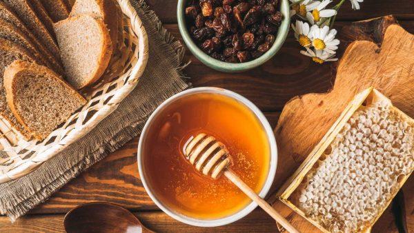 น้ำผึ้ง กินแทนยา กินแล้วสวย สุขภาพดี เสริมสร้างร่างกายให้สดใสแข็งแรง