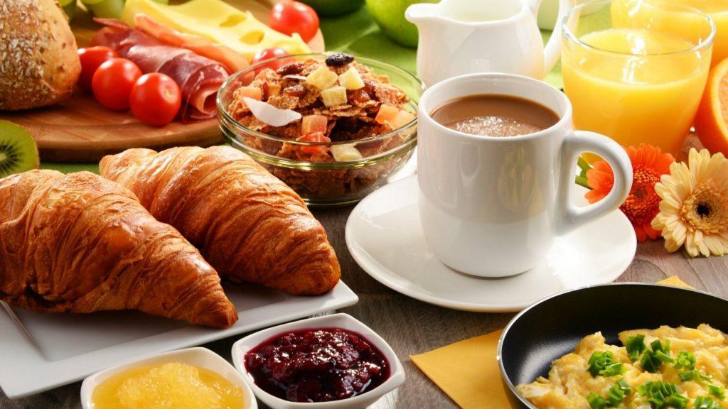 ความสำคัญของมื้อเช้า