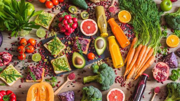 อาหารเพื่อสุขภาพ กินบำบัดโรค ฟื้นฟู และช่วยบำรุงร่างกายให้สุขภาพดีตลอดไป