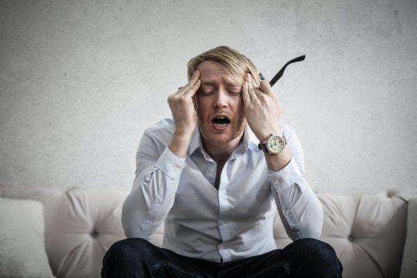 กดดันตัวเอง มากเกินไปจนกลายเป็นความเครียด ไม่ว่าจะเป็นเรื่องการงานหรือเรื่องเรียน